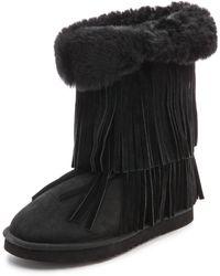 Koolaburra - Hayley Ii Boots - Seta - Lyst