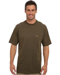 Pendleton Ss Deschutes Pocket Tshirt - Lyst