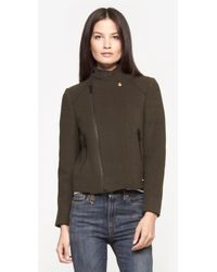 Zadig & Voltaire Lily Jacket - Lyst