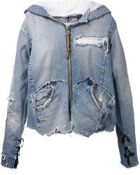 Greg Lauren The 501 Jacket - Lyst