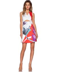 Clover Canyon - X-Ray Lily Dress - Lyst