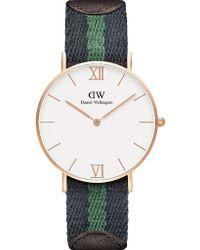 Daniel Wellington Grace Warwick Watch multicolor - Lyst