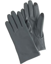 J.Crew Cashmere-lined Tech Gloves - Lyst