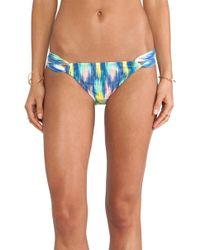 Shoshanna Rio Vista Ikat Bikini Bottom - Lyst