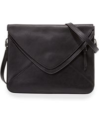 Boyy Slash 20 Leather Crossbody Bag - Lyst