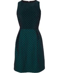 Coast Ellis Jacquard Dress - Lyst
