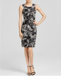 Rebecca Taylor - Sonic Garden Sheath Dress - Lyst