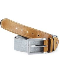 Henri Lloyd - Dillon Casual Leather Belt - Lyst