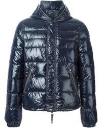 Duvetica Padded Hooded Jacket