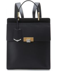Balenciaga Le Dix Leather Backpack - Lyst