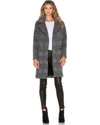 Muubaa - Bonner Wool Coat - Lyst