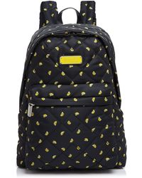 Marc By Marc Jacobs - Crosby Quilt Nylon Lemon Print Backpack - Lyst