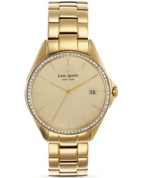 Kate Spade Seaport Grand Watch 38mm - Lyst