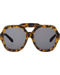 Karen Walker Utopia Sunglasses - Lyst