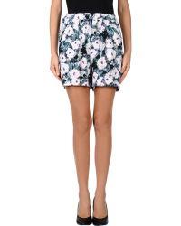 American Vintage Shorts - Lyst
