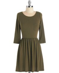 Everly Clothing Cinch Me Im Dreaming Dress - Lyst