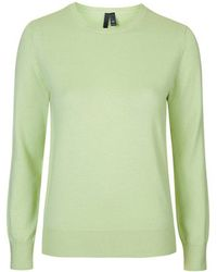Topshop Light Wool Blend Jumper By Boutique - Lyst