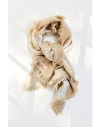 Urban Outfitters Oversized Geo Blanket Scarf - Lyst