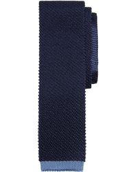 Brooks Brothers Knit Tie - Lyst