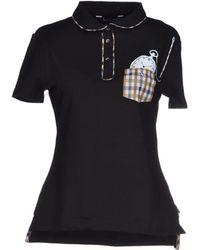 Aquascutum Polo Shirt - Lyst