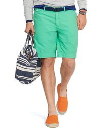 Polo Ralph Lauren Straight-Fit Oxford Short - Lyst