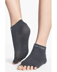 CALVIN KLEIN 205W39NYC - Half Toe Gripper Socks - Lyst