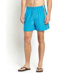 Calvin Klein Mens Surf Shorts - Lyst