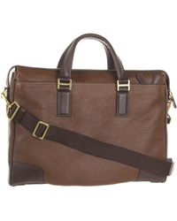 Tumi Beacon Hill - Irving Slim Leather Brief - Lyst