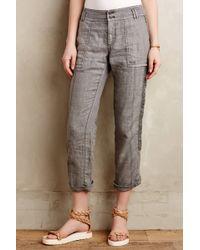 Hei Hei | Marlena Cropped Trousers | Lyst