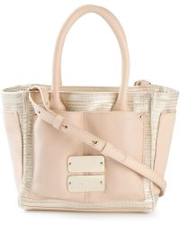 See By Chloé Nellie Leather Cross-Body Bag - Lyst
