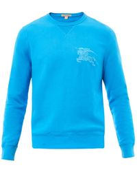 Burberry Brit - Parfitt Logoprint Sweatshirt - Lyst