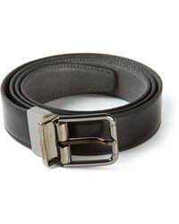 Dolce & Gabbana Classic Belt - Lyst