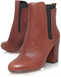 Nine West Brown Saga - Lyst
