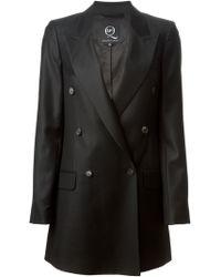 McQ by Alexander McQueen Tuxedo Jacket - Lyst