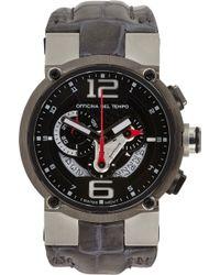 Officina Del Tempo - Racing Crono Watch - Lyst