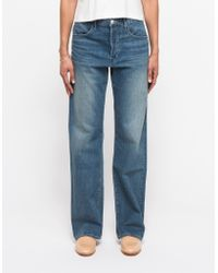 Need Supply Co. Wide Leg Pant In Ashland blue - Lyst