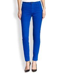 Jen7 Skinny Jeans - Lyst