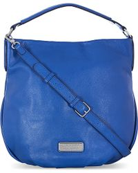 Marc By Marc Jacobs | New Q Leather Hobo Bag - For Women | Lyst