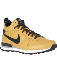 Nike Internationalist Mid Qs Sneakers - Lyst
