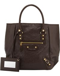 Balenciaga Giant 12 Golden Sunday Tote Bag - Lyst