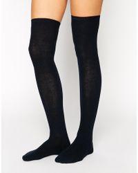 Daisy Street | Over The Knee Socks | Lyst