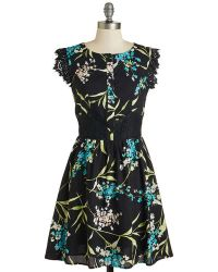 Moon Collection Aglow The Distance Dress - Lyst