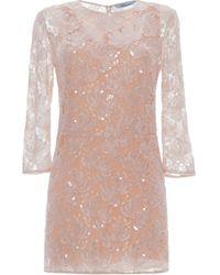 Blumarine Embroidered Tunic Dress - Lyst