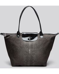 Longchamp Tote  Le Pliage Neo Printed Large - Lyst