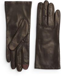 Portolano   Leather Gloves   Lyst