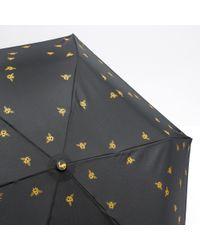 Joules - Bee Print Folding Umbrella - Lyst