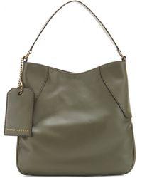 Marc Jacobs Surplus Leather Shopper - Lyst