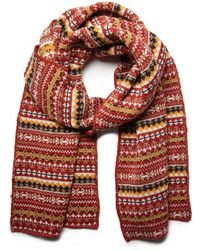 Forever 21 - Mixed Stripe Scarf - Lyst