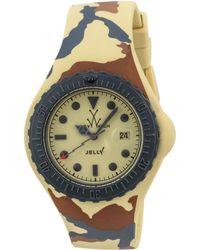 Toy Watch Jelly Thorn Desert Camo Watch - Lyst