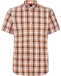 Victorinox - Schimbrig Short Sleeve Shirt - Lyst